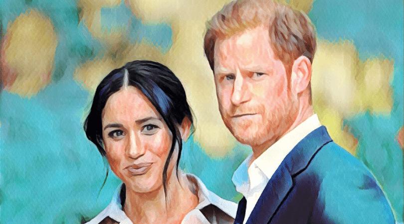 ヘンリー王子 嫁 バツイチ メーガン妃 子供 白い 髪の毛