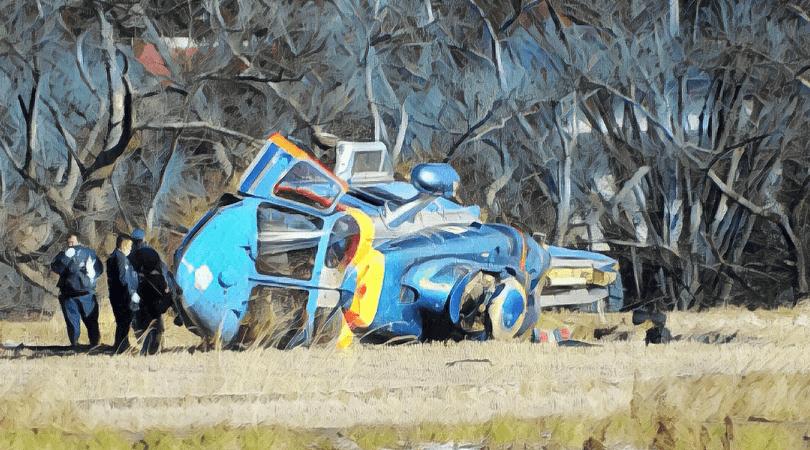 福島県警 ヘリコプター ヘリ 事故 墜落 理由 なぜ 臓器 無事 どうなる