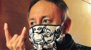 玉城デニー知事 マスク 作り方 型紙 かわいい オシャレ 話題