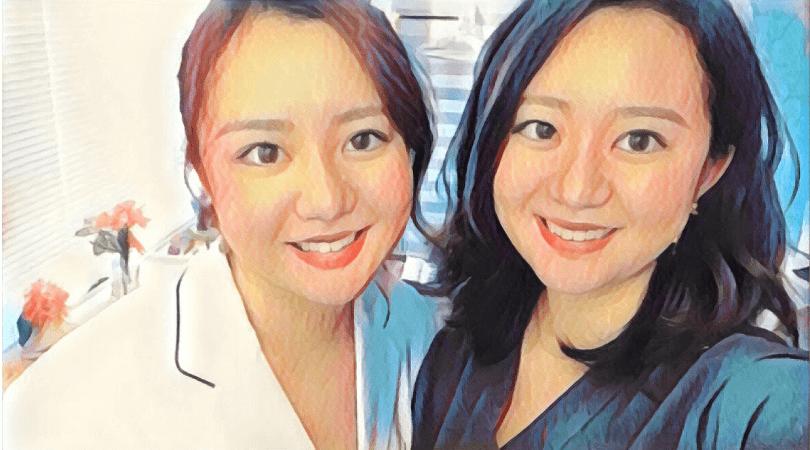 ボンビーガール 双子 姉妹 鍼灸 美美 現在 現在は コロナ 影響