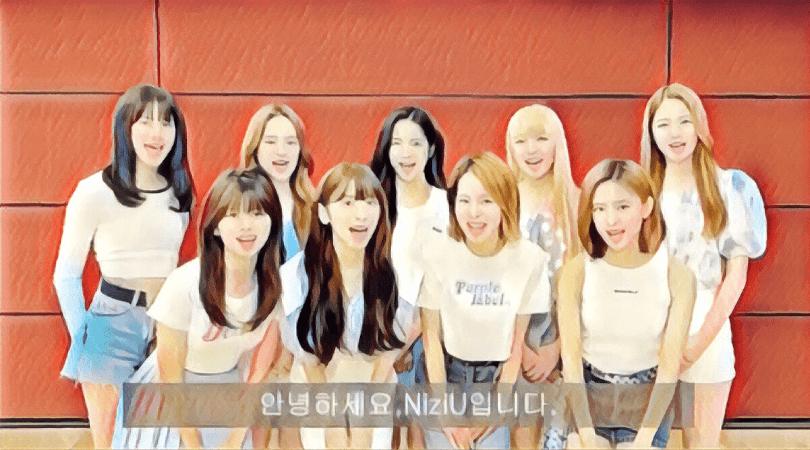 NiziU 韓国語 下手 上手い 歌 歌唱力 感想